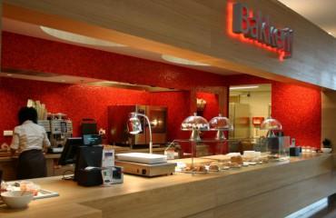 Bakkerij Rabobank Utrecht